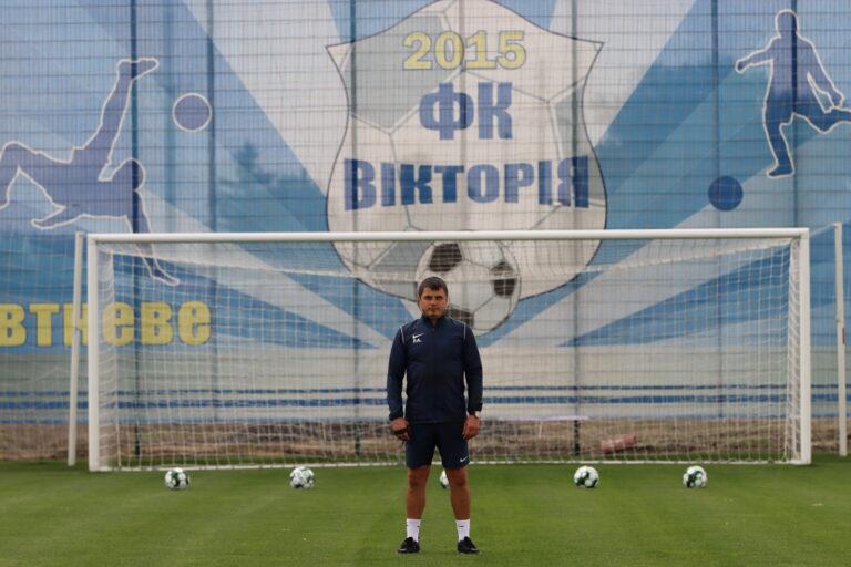 Артем Радіонов залишив пост головного тренера